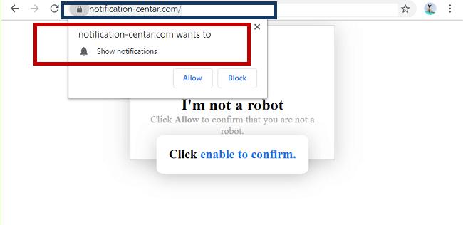 Notification-centar.com