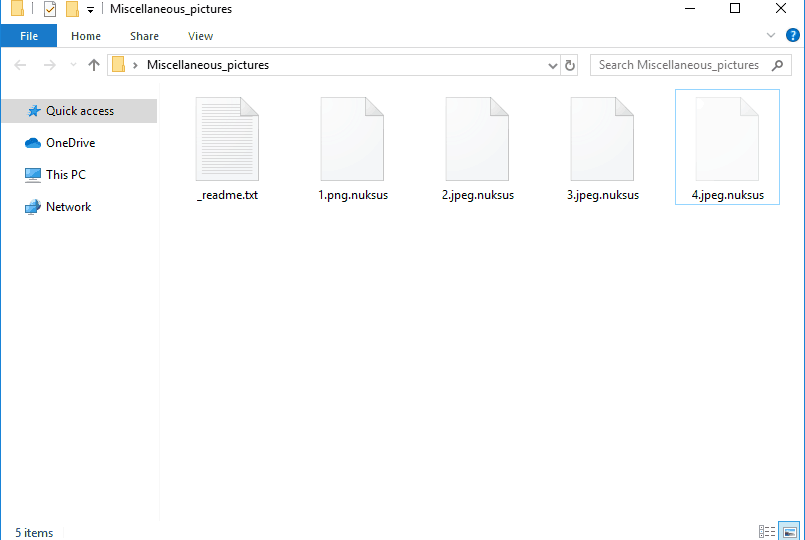 Nuksus File