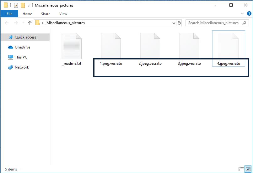 Vesrato File