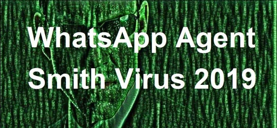 WhatsApp Virus 2019