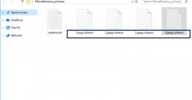 Coharos File