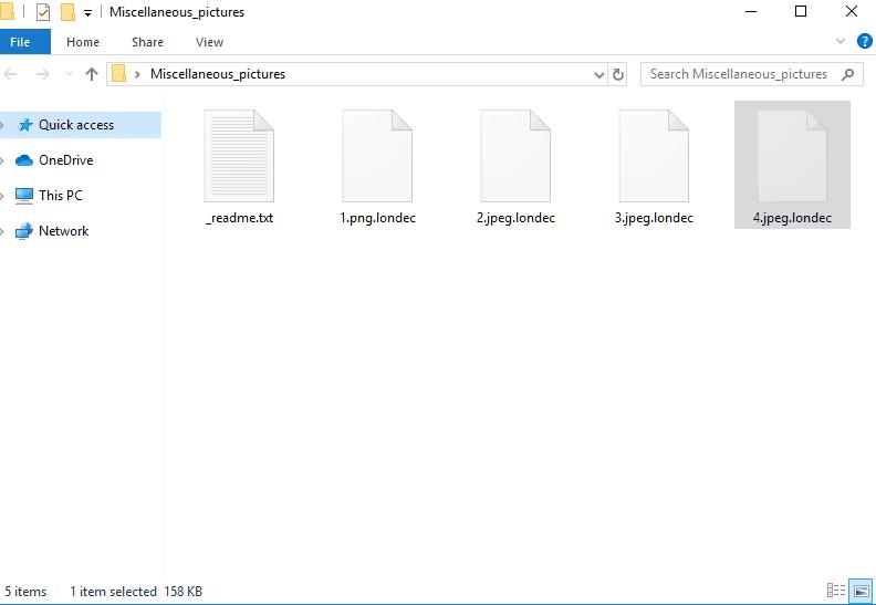 .Londec File