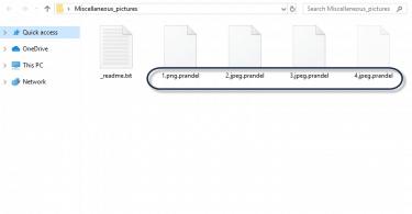 .Prandel File