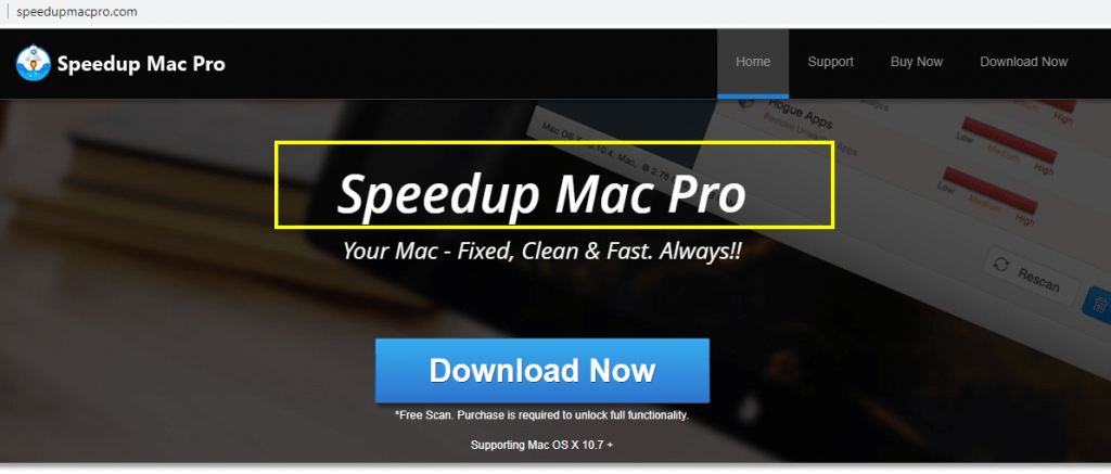 speedup mac pro virus