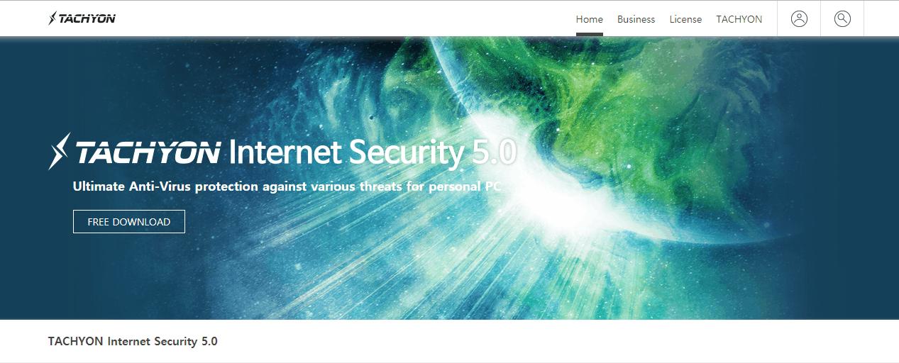 Tachyon Internet Security