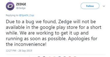 Is Zedge harmful