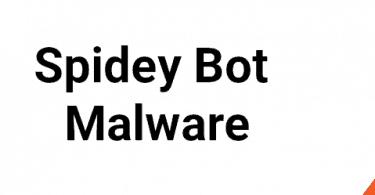 Spidey Bot Malware