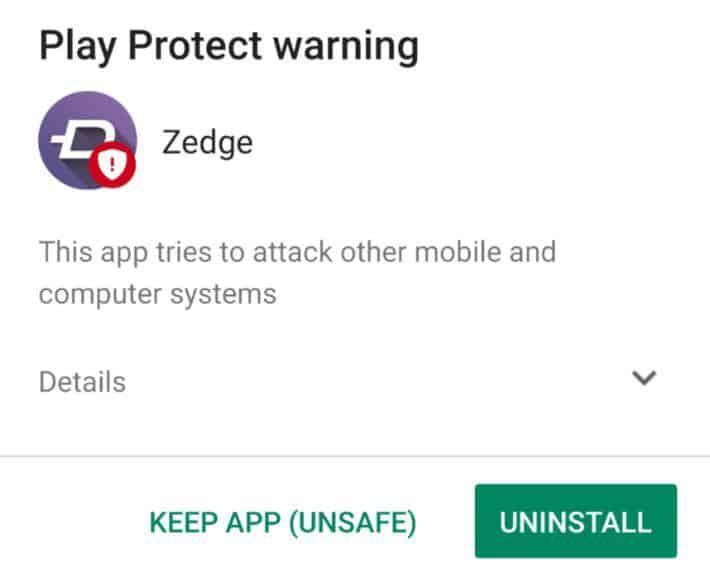 The Zedge App