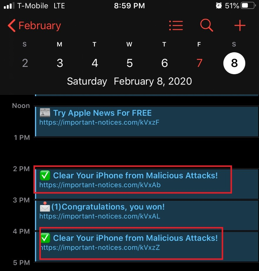 Clear Your iPhone From Malicious Attacks