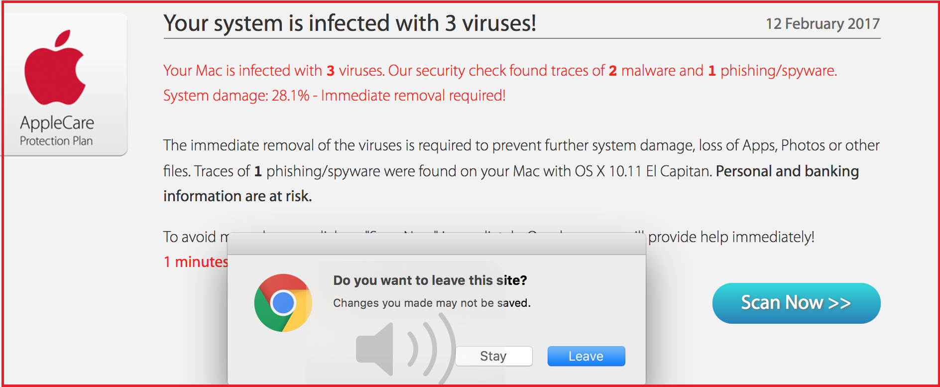 If Mac Virus