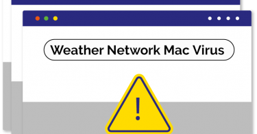 Weather Network Mac Virus
