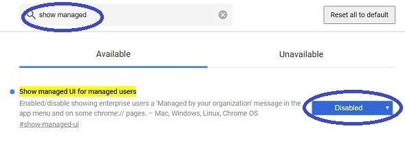 Your Browser is Managed by Your Organization Chrome Mac