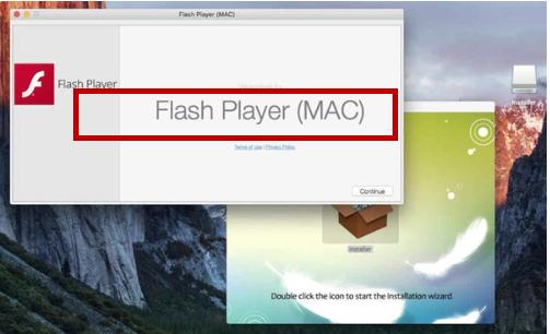 Flash Player Update Virus