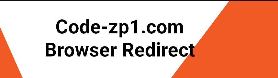 Code-zp1.com Virus