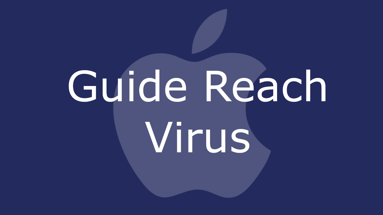 Guide Reach Mac