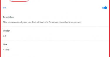 Power App Chrome
