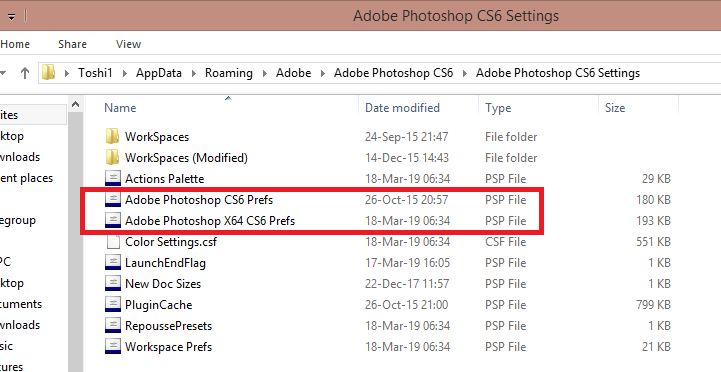 Photoshop Could Not Complete Your Request