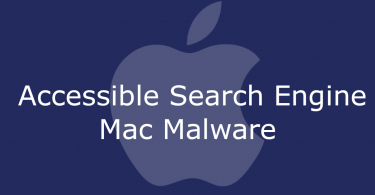 Accessible Search Engine