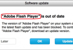 Adobe Flash Player Virus