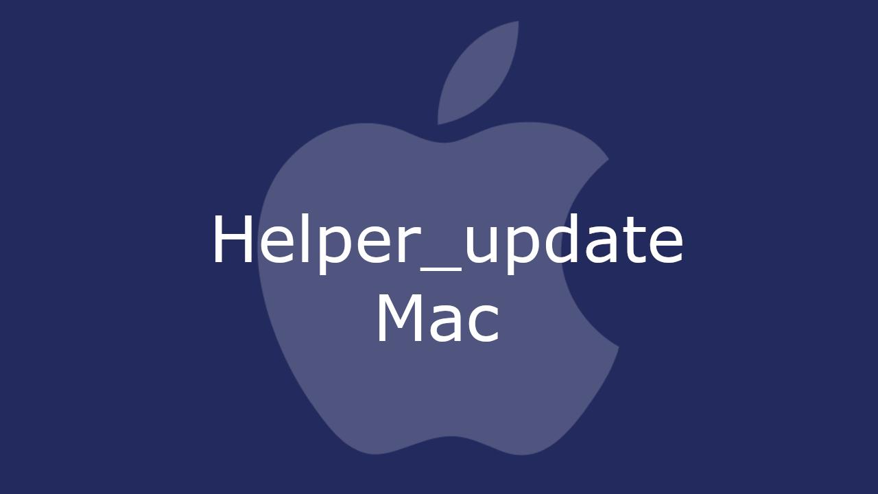 Helper_update