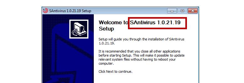 SAntivirus Removal