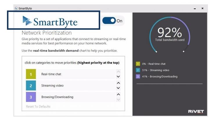 SmartByte Uninstall