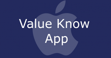 Value Know