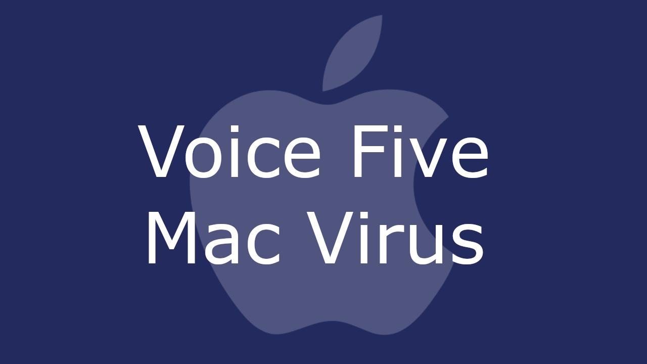 Voice Five Mac