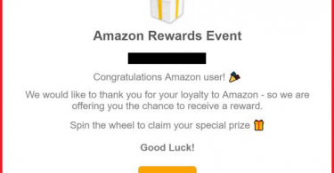 Amazon Survey Scam