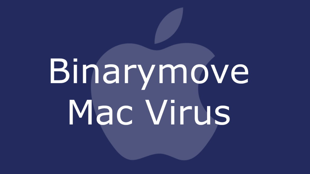 Binarymove Mac Virus