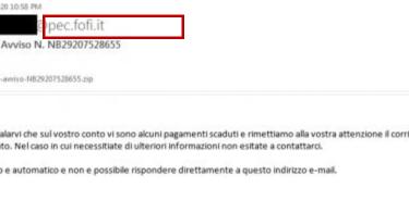 Pec.fofi.it