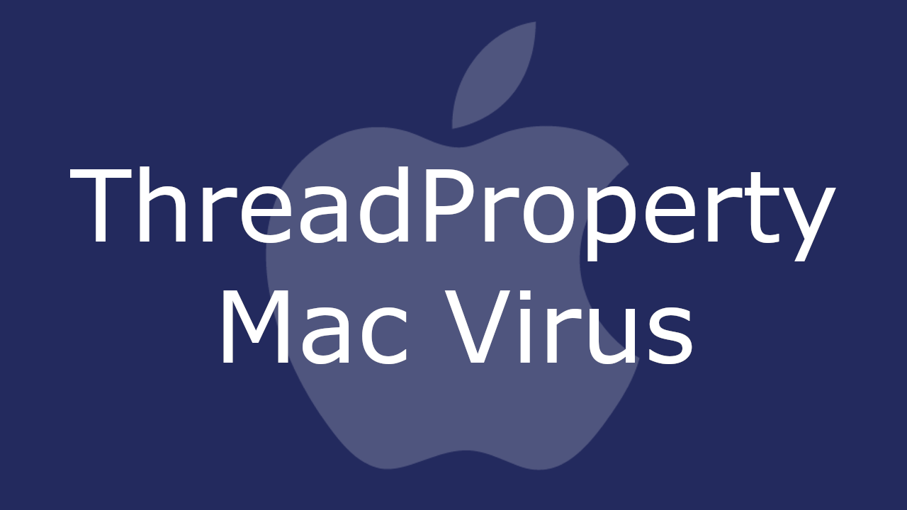 Thread Property Mac