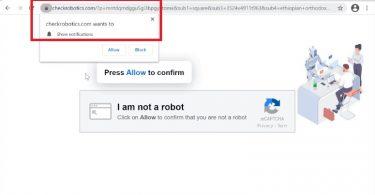 check robotics