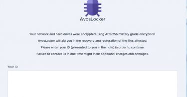 AvosLocker
