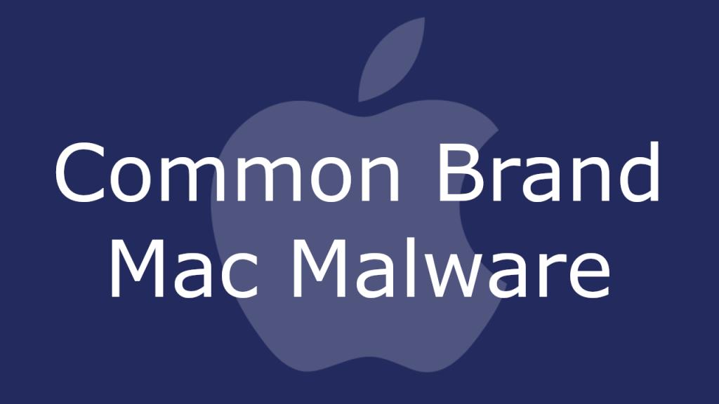 Common Brand Mac