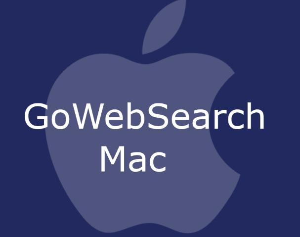 GoWebSearch Mac