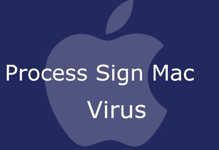 Process Sign Mac