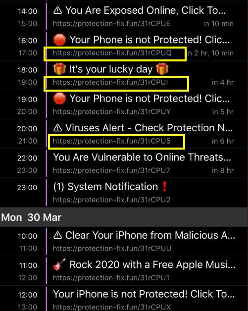 Protection Fix Fun