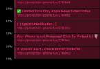 Protection iPhone Fun