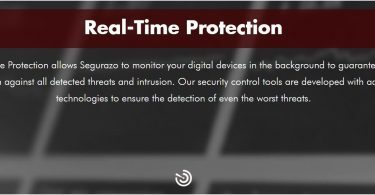Real Time Protection Lite