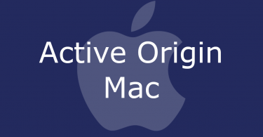 Active Origin