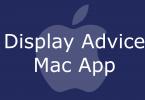 Display Advice