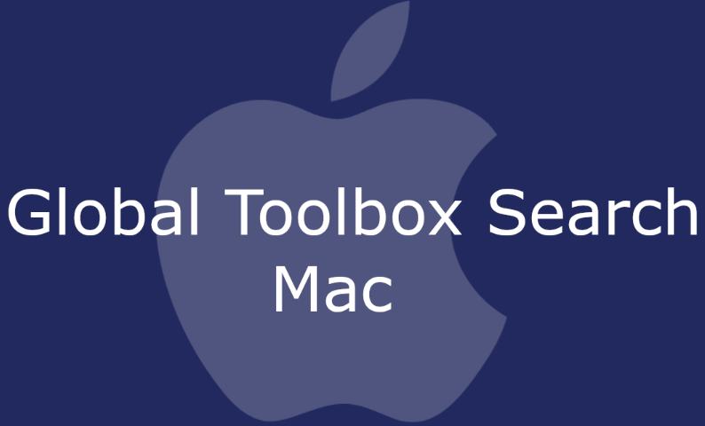 Global Toolbox Search