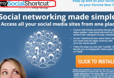 My Social Shortcut
