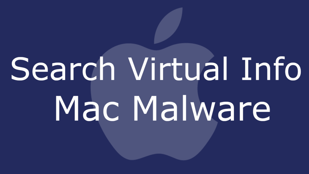 Search Virtual Info