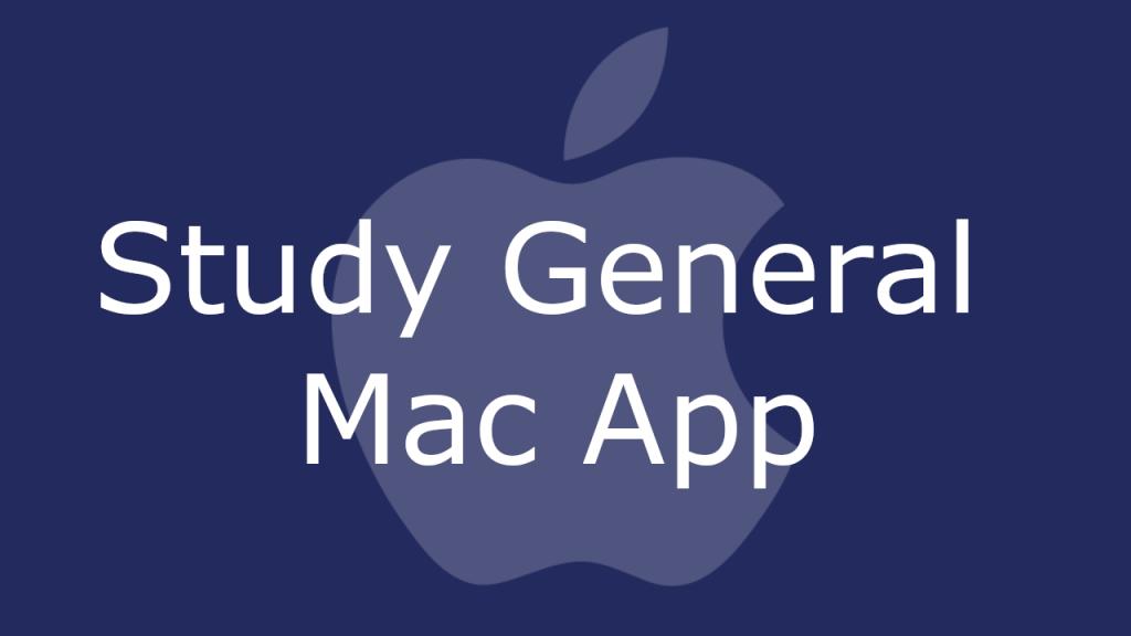 Study General Mac