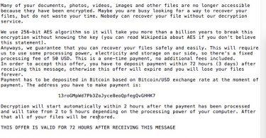 ThiefQuest Mac Ransomware
