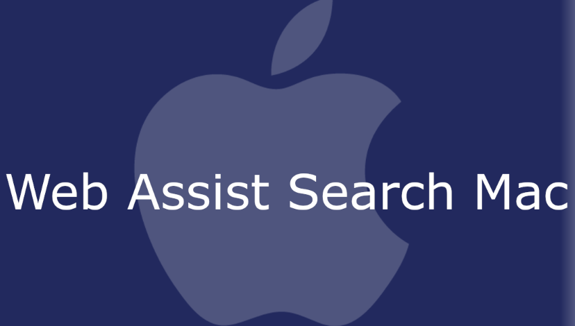 Web Assist Search Mac
