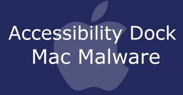 Accessibility Dock