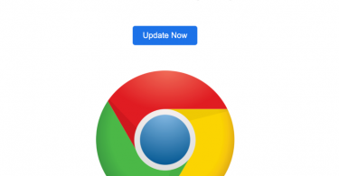 Chrome Security Update Virus